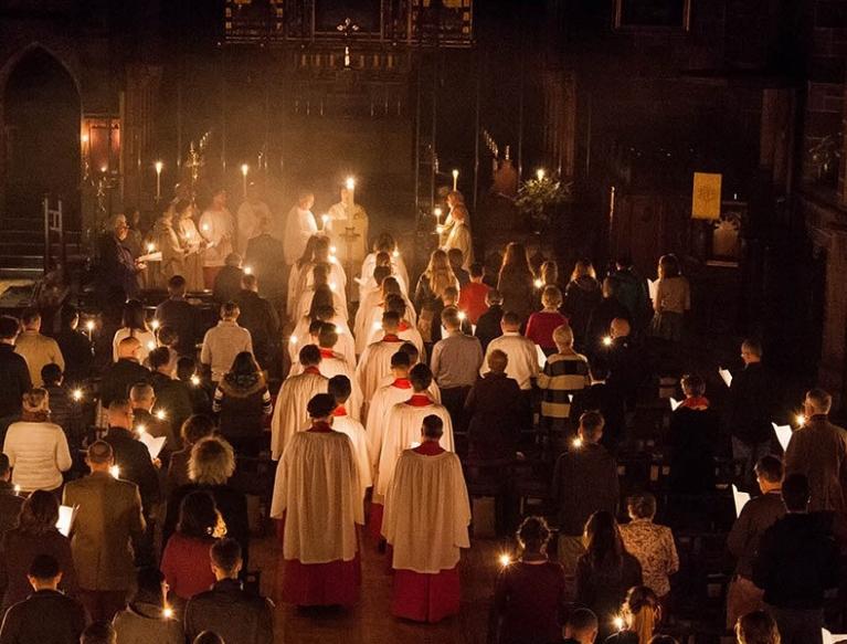 Liturgy & Music at Old Saint Paul's
