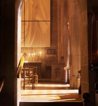 Holy Week at Old Saint Paul's