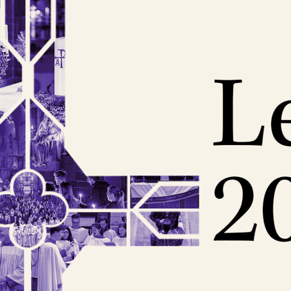 Lent 2020 at Old Saint Pauls